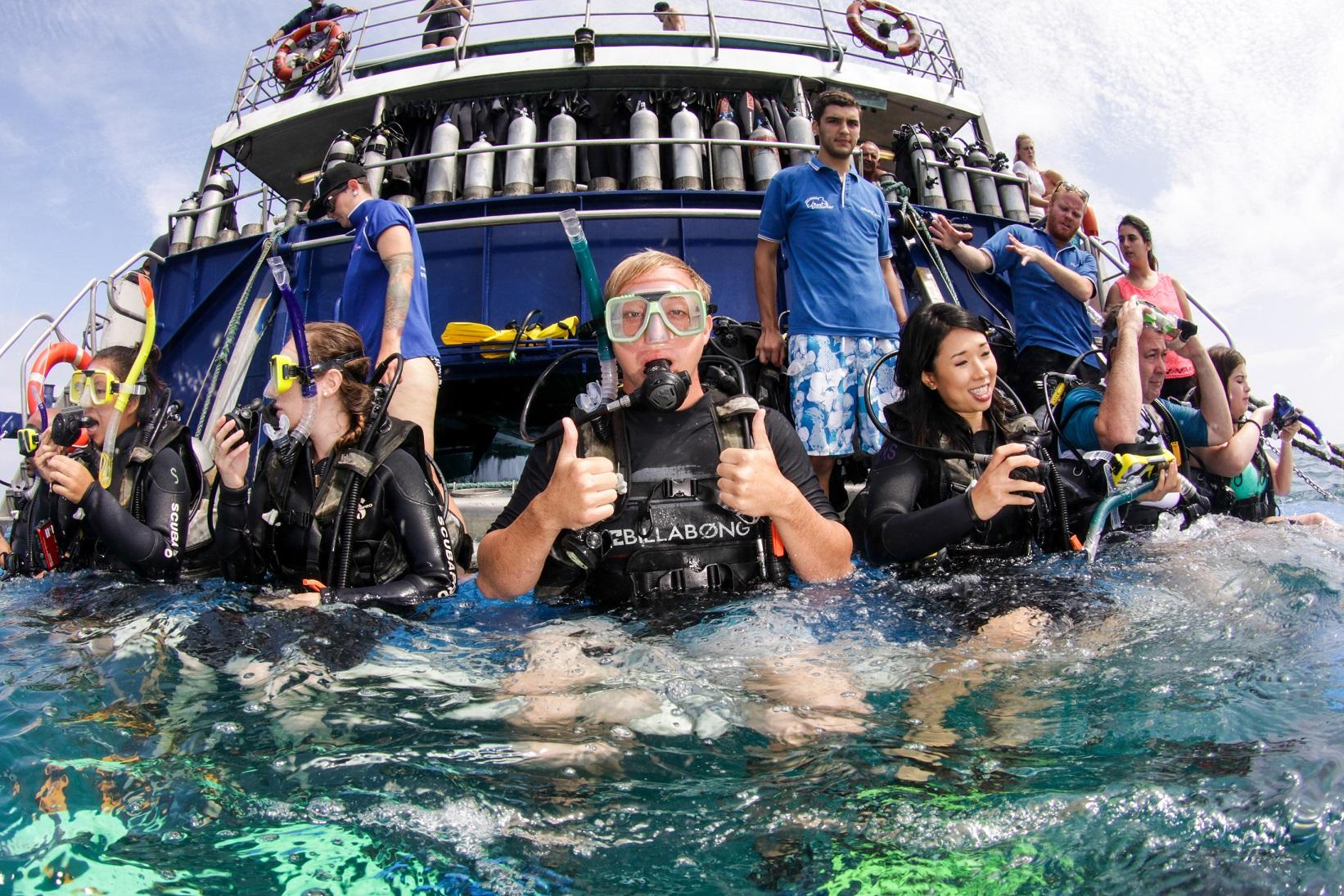 Australia dive - scuba diving