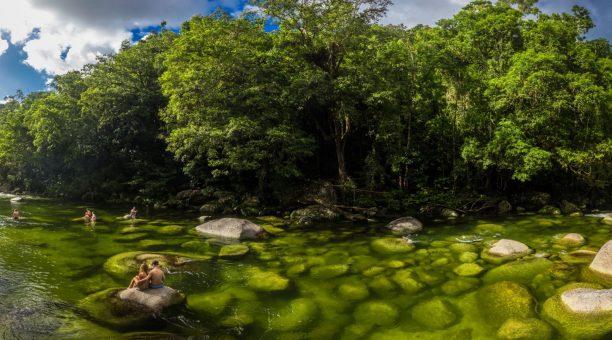 Daintree Rainforest, Great Barrier Reef and Kuranda Village